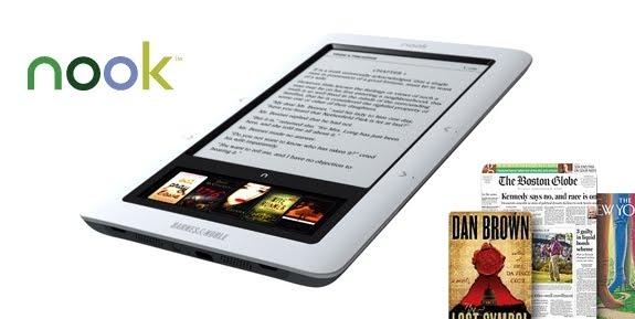 Tο Nook του Barnes & Noble έρχεται, το Amazon ρίχνει τις τιμές του Kindle 2