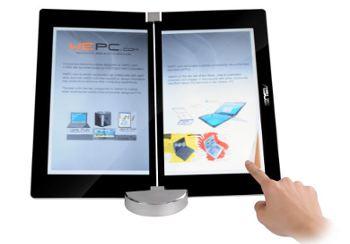 Eee Reader: ο σχεδιαζόμενος ηλεκτρονικός αναγνώστης από την Asus
