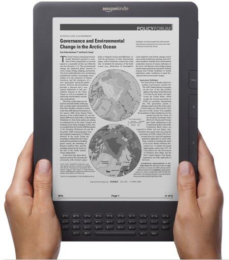 Οι συνέπειες του iPad μέρος 2ο: μείωση τιμής και για το Kindle DX