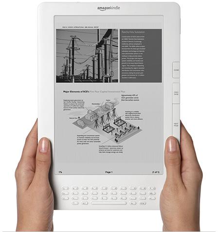 To Kindle DX στην Ελλάδα