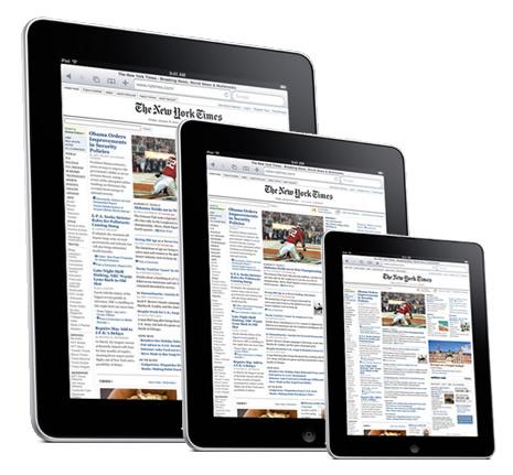 Διαρροές για mini iPad πριν τα Χριστούγεννα