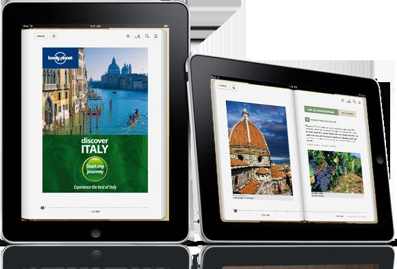 Το Lonely Planet κυκλοφόρησε τους οδηγούς Discover σε e-book για iPad