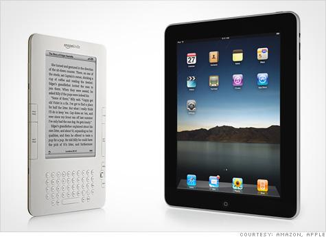 Υποψίες για καρτέλ μεταξύ Apple και Amazon στις τιμές των e-books