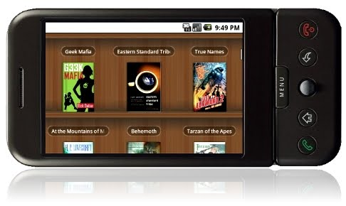 Aldiko, εφαρμογή για ανάγνωση ebooks σε κινητά και tablet PC με Android