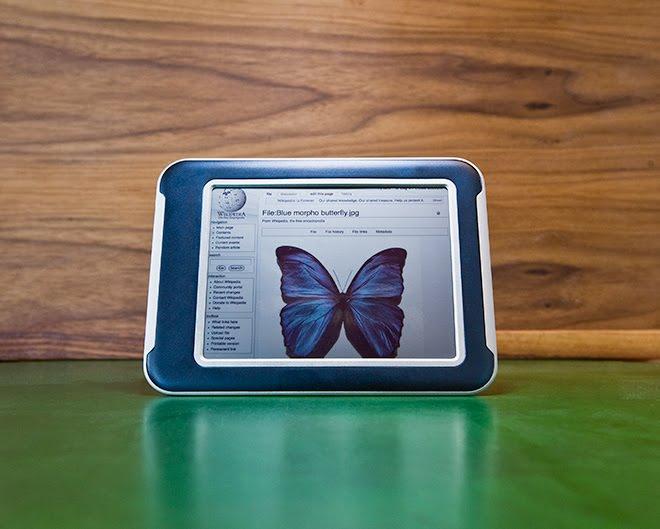 Mirasol, το έγχρωμο ηλεκτρονικό χαρτί από την Qualcomm