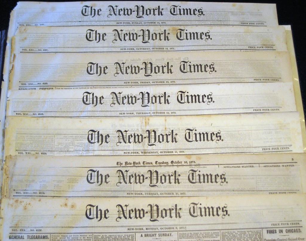 """Οι New York Times θα πάψουν να τυπώνονται """"κάποια στιγμή"""", ως τότε paywall για το site τους"""