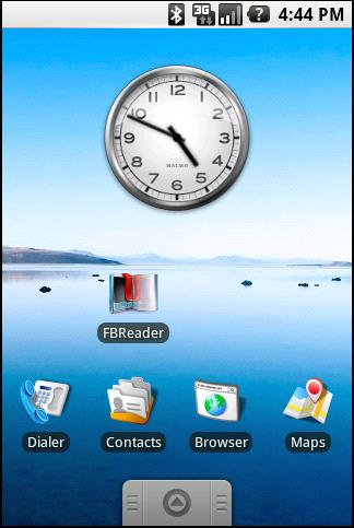 FBReader, εφαρμογή για ανάγνωση ebooks σε κινητά και tablet PC με Android
