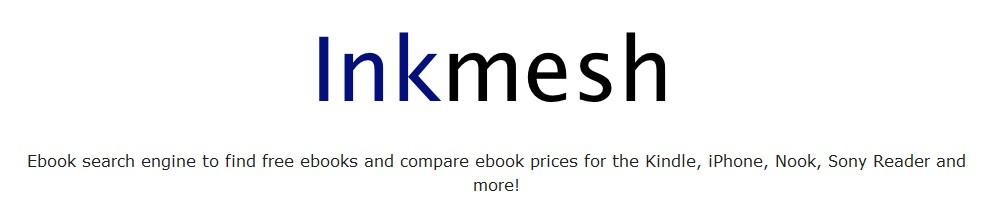 Inkmesh και AddALL, μηχανές αναζήτησης για ebooks δωρεάν και προς πώληση