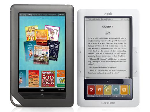 """Το Nook Color, τα tablet PCs και ο """"θάνατος του ηλεκτρονικού χαρτιού"""""""