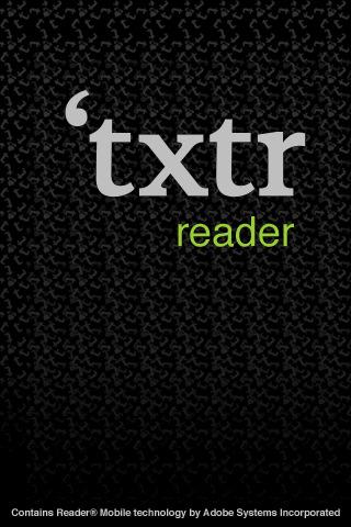 ελληνικά ebooks σε iPhone, iPad, τηλέφωνα Android από το myeBooks.gr μέσω txtr