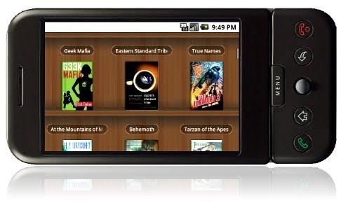 Και αγορά ebooks με την εφαρμογή Aldiko για Android smartphones και tablet PCs