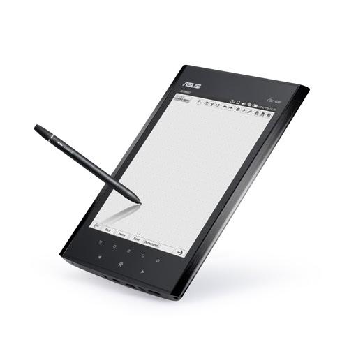 Asus Eee Note EA800, ηλεκτρονικός αναγνώστης και σημειωματάριο με κάμερα και μικρόφωνο