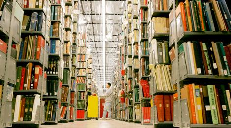 Καθημερινή: Η πρώτη ολοκληρωτικά ψηφιακή βιβλιοθήκη σε πανεπιστήμιο των ΗΠΑ