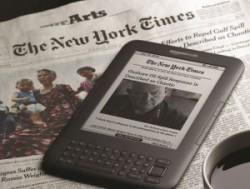 Οι New York Times θα δημοσιεύουν λίστες με τα bestseller ηλεκτρονικά βιβλία