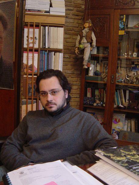 """Συνέντευξη του Αργύρη Καστανιώτη στον """"Ηλεκτρονικό Αναγνώστη"""" για τα e-books"""