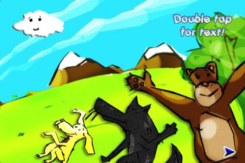 "PadTales ""Η καλύτερη μέρα του καλοκαιριού"", παιδικό ebook για iPhone, iPad"