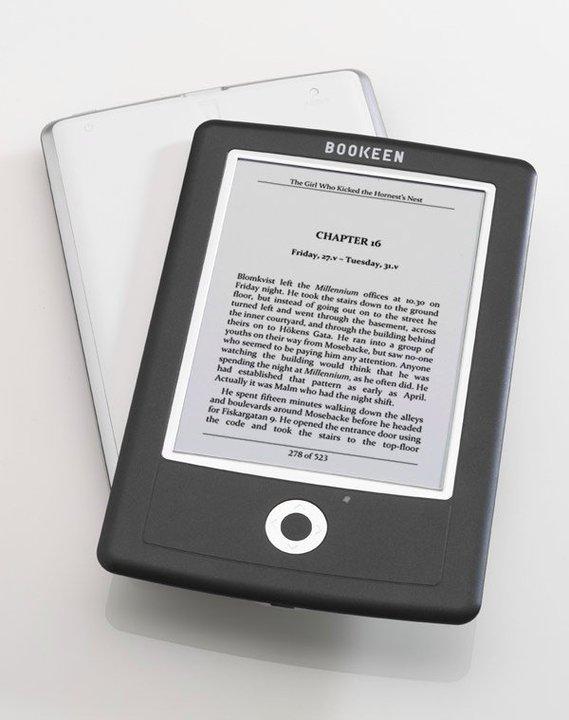 Hands-on παρουσίαση του Cybook Orizon της Bookeen (video)