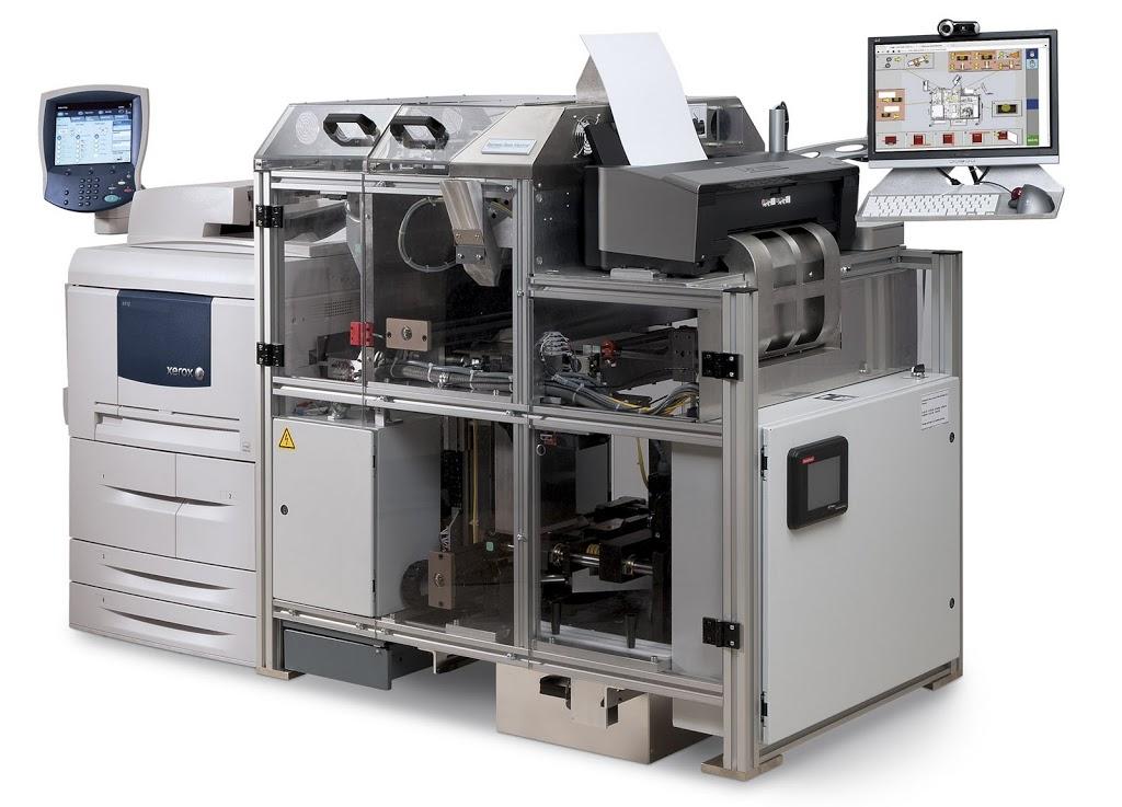 Espresso Book Machine, print-on-demand και τυπώνουμε το βιβλίο μας σε 5 λεπτά