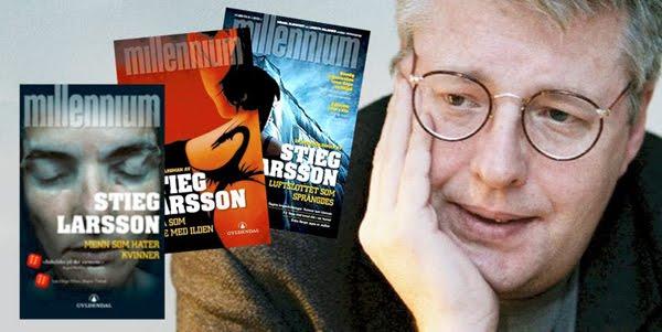 Ο Στιγκ Λάρσον ο πρώτος συγγραφέας που πουλάει περισσότερα από 1 εκατομμύριο Kindle e-books