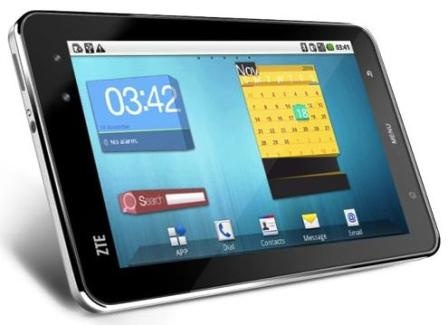 Φτηνό tablet PC με οθόνη Pixel Qi από τη ΖΤΕ
