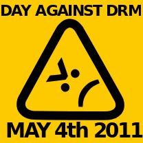 4 Μαΐου: ημέρα κατά του DRM από το Free Software Foundation