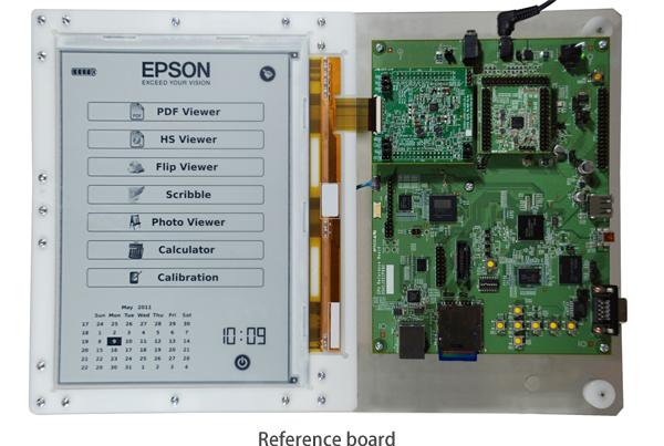 Epson και E Ink διπλασιάζουν την ανάλυση στις οθόνες ηλεκτρονικού χαρτιού