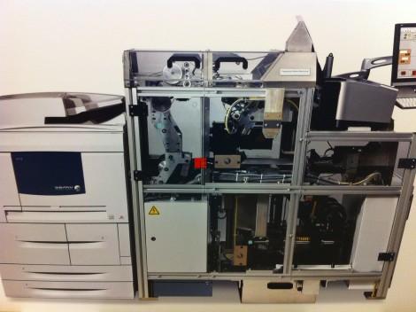 Espresso Book Machine και εκτύπωση βιβλίου σε 5 λεπτά στον νέο Ελευθερουδάκη
