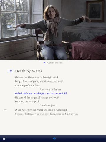"""""""Η Έρημη Χώρα"""" του Έλιοτ σε μια πρωτοποριακή εφαρμογή για iPad (video)"""