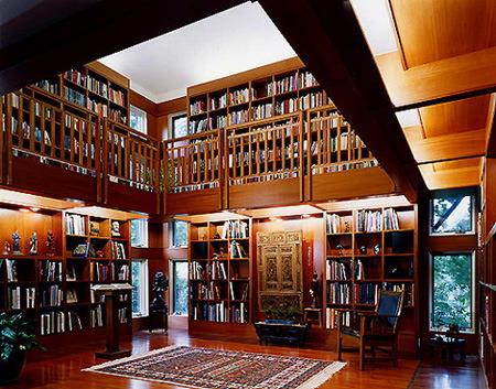 Καναδάς: Σπίτι καταρρέει από το βάρος της βιβλιοθήκης του