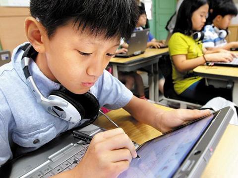 Μέχρι το 2015 τα ebooks θα αντικαταστήσουν τα τυπωμένα βιβλία στα σχολεία της Νότιας Κορέας