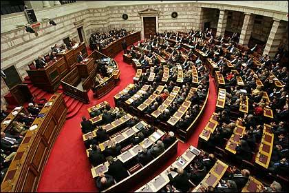 Διάλογος Διαμαντοπούλου – Λεβέντη στη Βουλή για το iPad