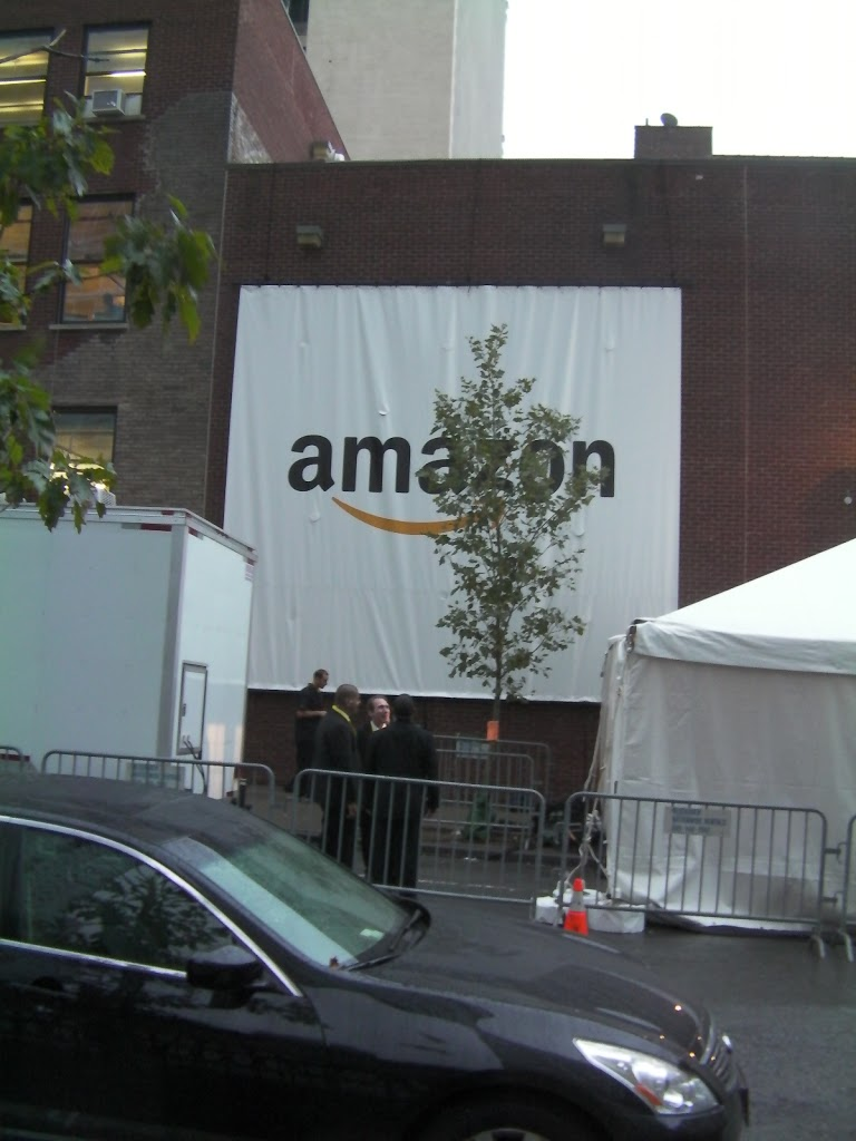 Το Amazon ανακοινώνει το <span class=