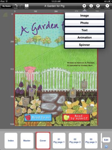 Δημιουργήστε ebooks από το iPad με τις εφαρμογές Book Creator και Demibooks Composer