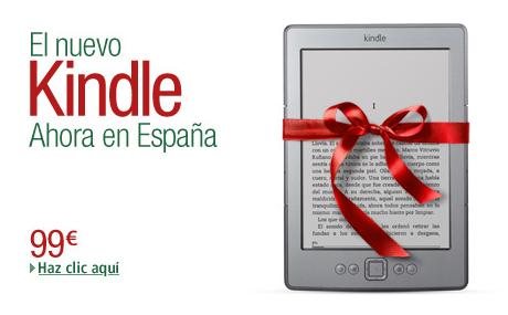 Kindle και ebooks από το Amazon και σε Ιταλία και Ισπανία