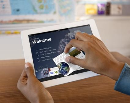 Έφερε χτες η Apple την επανάσταση στην εκπαίδευση και τα ηλεκτρονικά συγγράμματα;
