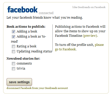 Goodreads και Kobo: οι δύο εφαρμογές για τα βιβλία στο Timeline του Facebook