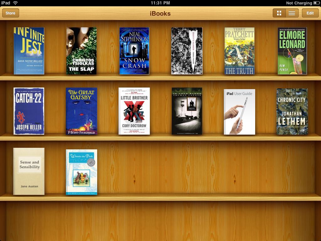 Πλατφόρμα αυτοέκδοσης για ebooks ετοιμάζει η Apple;