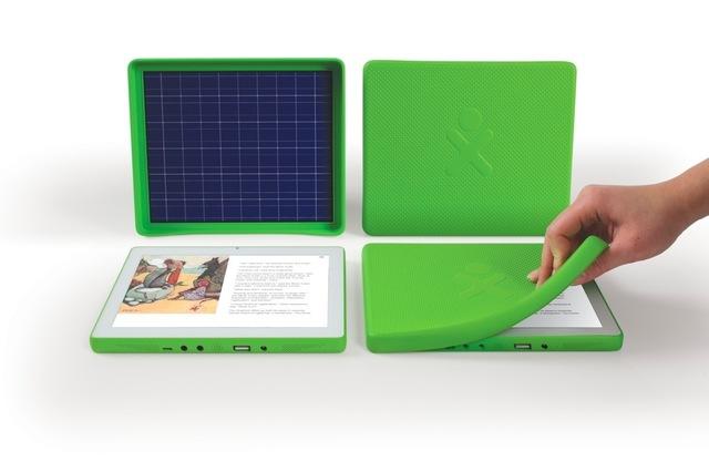 """Το νέο OLPC ή """"laptop των 100 δολαρίων"""" είναι ένα tablet PC με οθόνη Pixel Qi"""