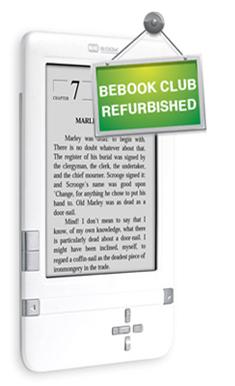 Ξανά σε λειτουργία το site του BeBook, συσκευές από 89 ευρώ