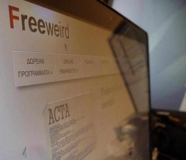 """Δωρεάν ebook """"Η σκοτεινή πλευρά του internet"""" από το blog Freeweird"""