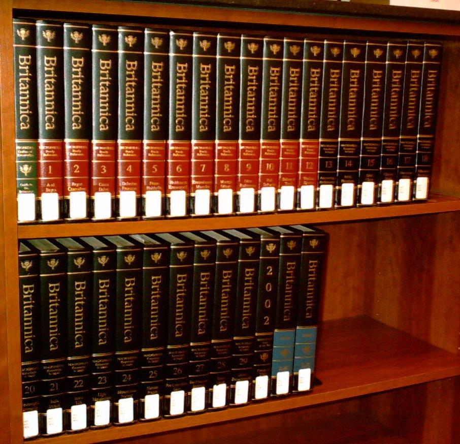 Σταμάτησε την έντυπη έκδοσή της η εγκυκλοπαίδεια Britannica