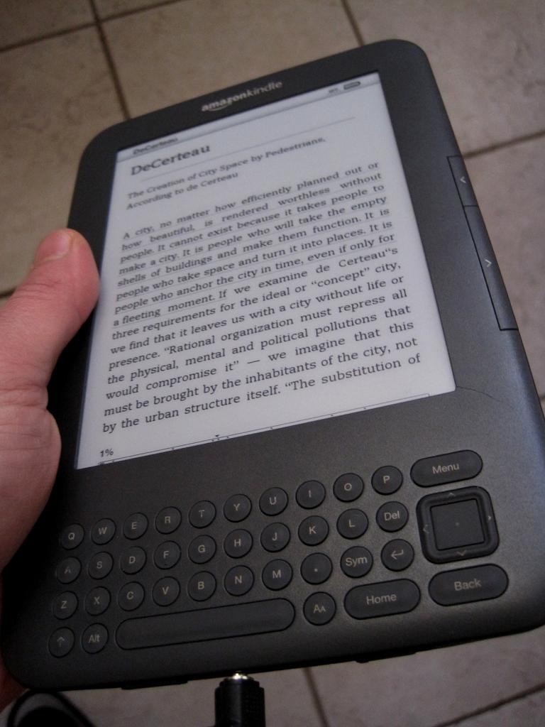 #ebookgr: εντυπώσεις από την ηλεκτρονική ανάγνωση [ε']