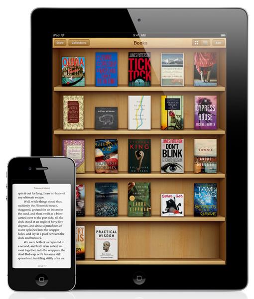 Με μηνύσεις απειλεί η αμερικανική κυβέρνηση την Apple και 5 εκδότες για καρτέλ τιμών στα ebooks