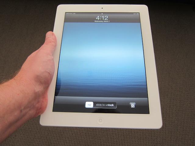 Οι πρώτες hands-on παρουσιάσεις του iPad 3 (video)