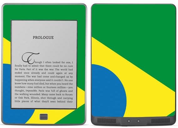Το Amazon στη Βραζιλία το Σεπτέμβριο, σύντομα με ebooks η Google στη Γαλλία