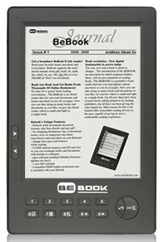 Πωλούνται μεταχειρισμένα BeBook και Cybook Gen3 Gold Edition