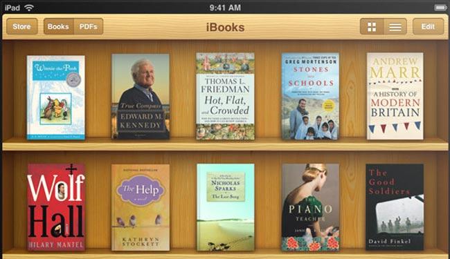 Η αμερικανική κυβέρνηση μήνυσε την Apple και 5 εκδότες για καρτέλ τιμών στα ebooks