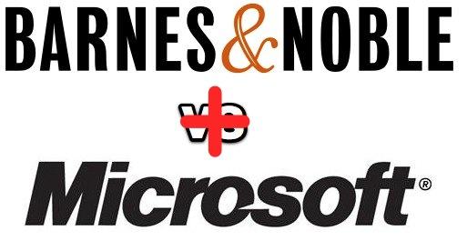 Στρατηγική συνεργασία της Microsoft με το Barnes & Noble, εφαρμογή Nook για Windows 8