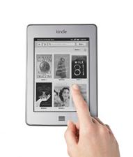 Αναβάθμιση στο Kindle Touch φέρνει οριζόντιο προσανατολισμό της οθόνης