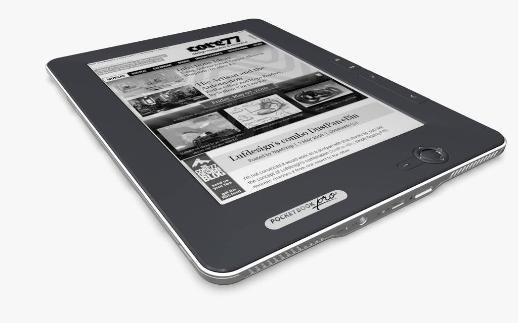 Πωλείται ελαφρά μεταχειρισμένο PocketBook 902